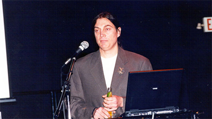 G Eugene Pichler, Dancing on the Periphery, Book Launch, Toronto, April 21, 2000